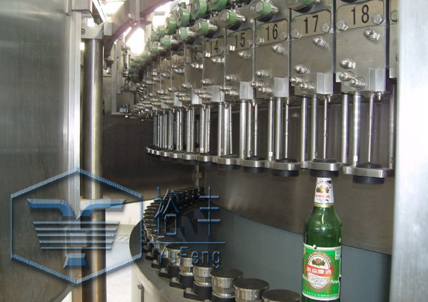 Automatic-Beer-Bottle-Filling-Machine-BGF48-48-12-